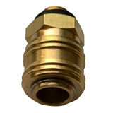 """Перейти к Клапан быстроразъемного соединения с внешней резьбой 1/4"""" (10шт.)"""