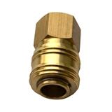 """Перейти к Клапан быстроразъемного соединения с внутренней резьбой 1/4"""" (10шт.)"""