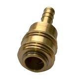 """Перейти к Клапан быстроразъемного соединения с """"елочкой"""" 9 мм (10шт.)"""