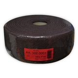 Перейти к Шлифовальная губка в рулоне Very Fine 115 мм х 10 м красная