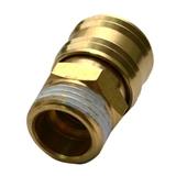 """Перейти к Клапан быстроразъемного соединения с внешней резьбой 1/2"""" (10шт.)"""