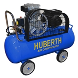 Перейти к Компрессор воздушный HUBERTH 100 - 420 л/мин (1Ф.х220В)