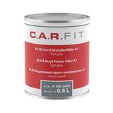 Перейти к CF 2К HS Акриловый грунт-наполнитель 4:1 Eco светло-серый (0.8 л)