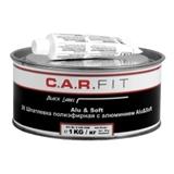 Перейти к CF 2К Шпатлевка полиэфирная с алюминием Alu & Soft (1 кг)