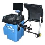 Перейти к Станок балансировочный с автовводом данных и ЖК-монитором CB1990B (для колес до 70 кг)